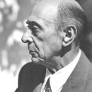 Arnold Schoenberg © Florence Homolka/Schoenberg Archives at USC