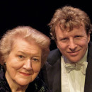 Piers Lane and Dame Patricia Routledge © Gussie Welch
